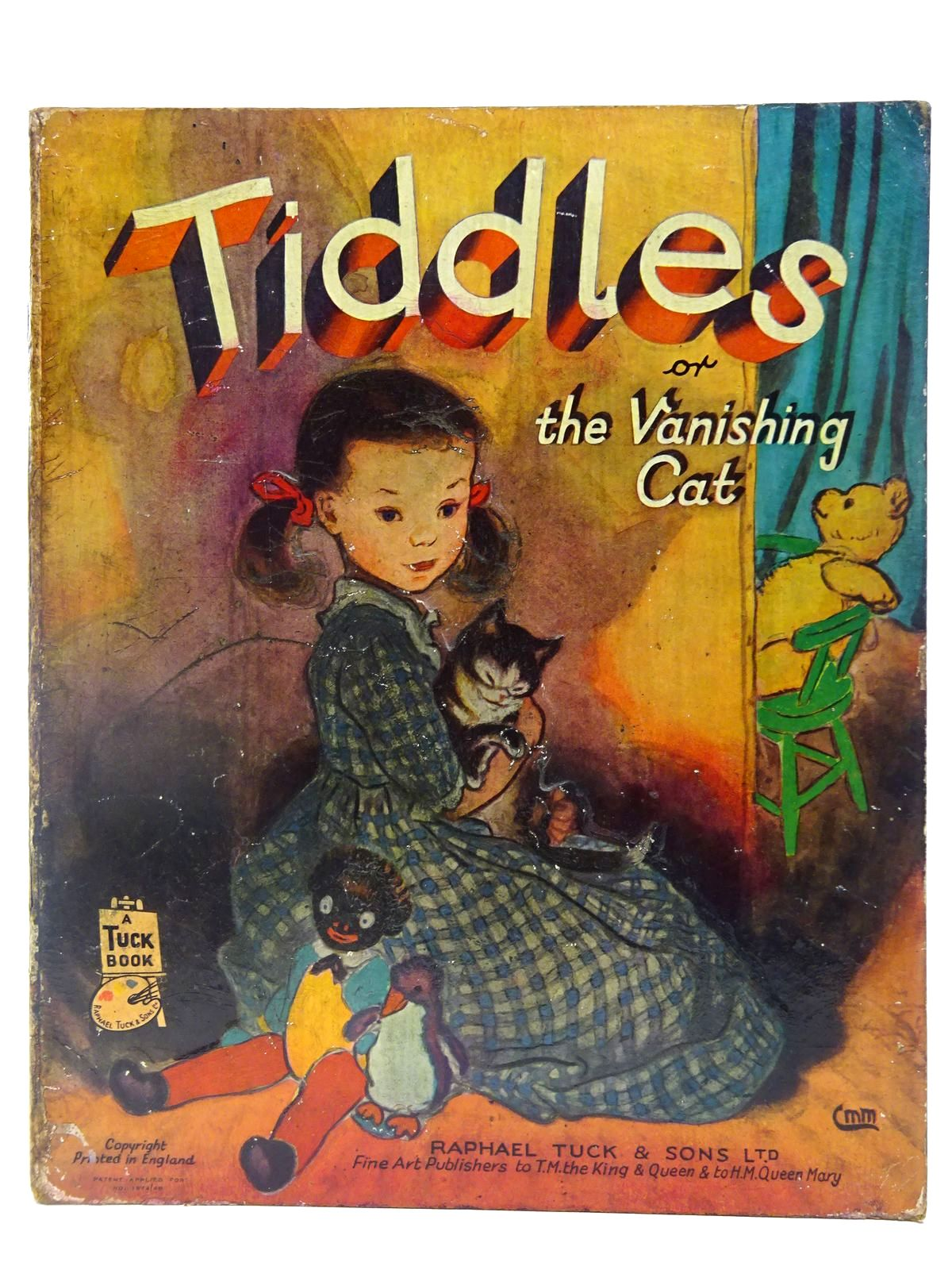 Photo of TIDDLES OR THE VANISHING CAT written by Noel, Diana illustrated by Milnes, Margaret published by Raphael Tuck & Sons Ltd. (STOCK CODE: 2127782)  for sale by Stella & Rose's Books