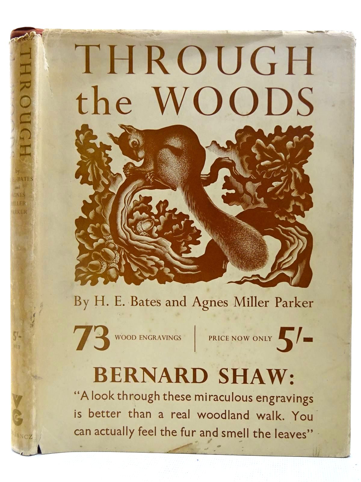 Photo of THROUGH THE WOODS written by Bates, H.E. illustrated by Parker, Agnes Miller published by Victor Gollancz (STOCK CODE: 2127851)  for sale by Stella & Rose's Books