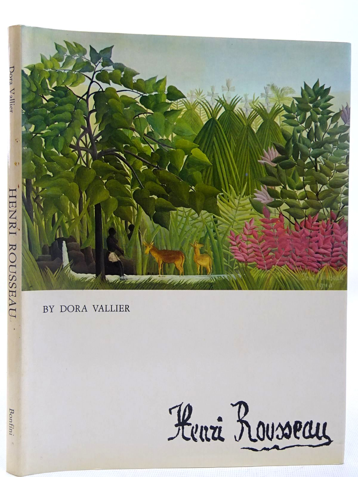 Photo of HENRI ROUSSEAU written by Vallier, Dora published by Bonfini Press (STOCK CODE: 2127894)  for sale by Stella & Rose's Books