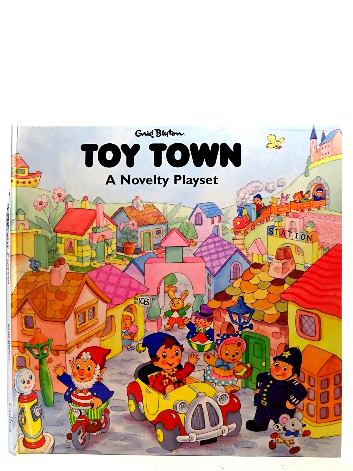 Photo of TOY TOWN A NOVELTY PLAY SET written by Blyton, Enid published by Harper Collins (STOCK CODE: 2127924)  for sale by Stella & Rose's Books