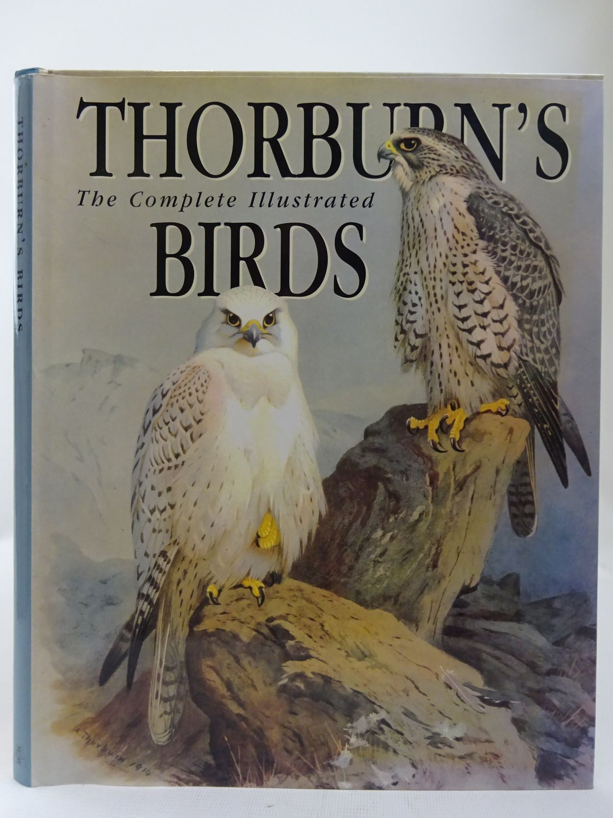 Photo of THE COMPLETE ILLUSTRATED THORBURN'S BIRDS written by Thorburn, Archibald<br />Olney, Peter J.S. illustrated by Thorburn, Archibald published by Beaver Publishing Limited (STOCK CODE: 2127978)  for sale by Stella & Rose's Books