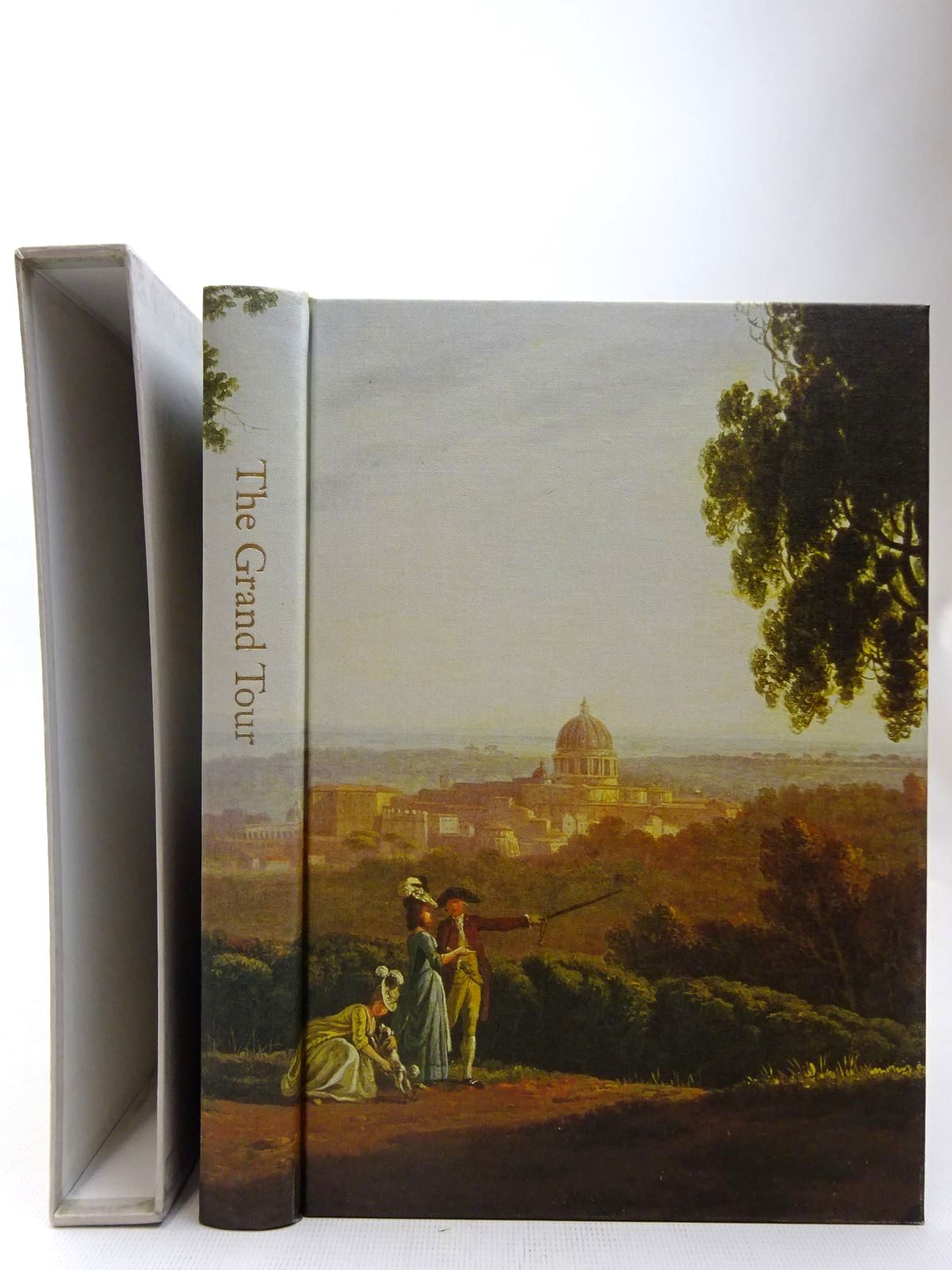 Photo of THE GRAND TOUR 1592-1796 written by Hudson, Roger published by Folio Society (STOCK CODE: 2128000)  for sale by Stella & Rose's Books
