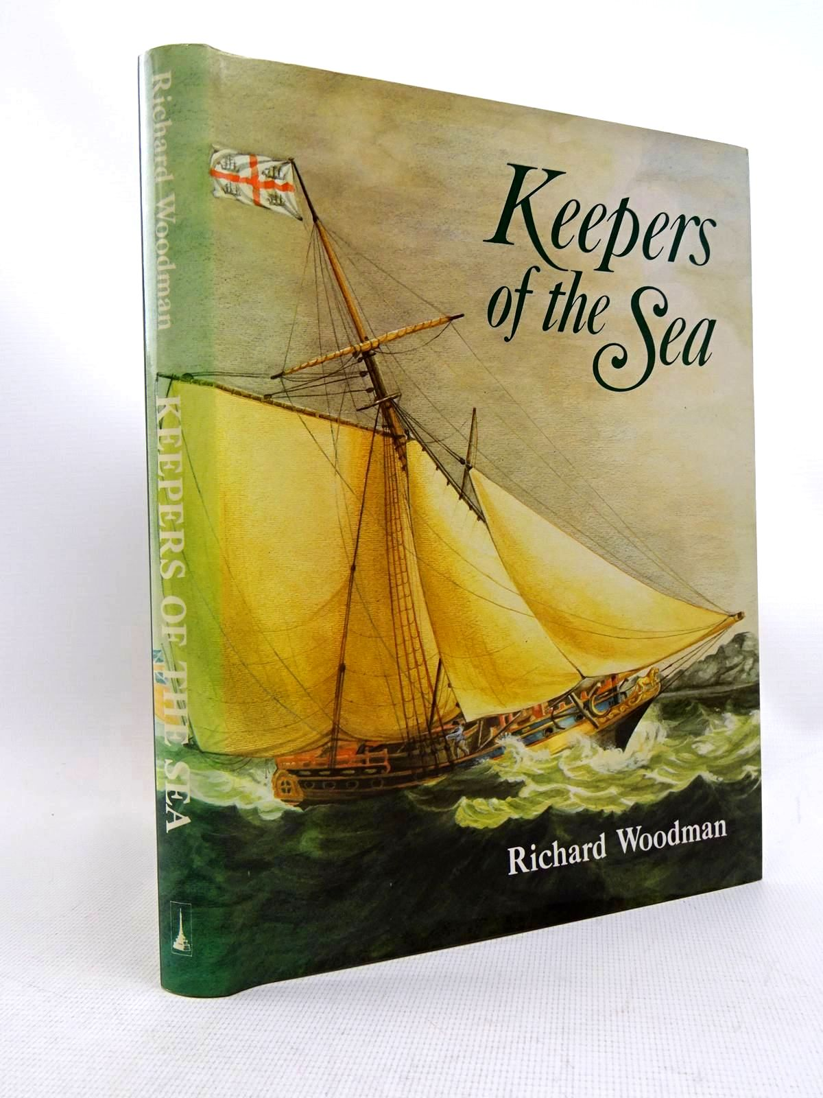 Photo of KEEPERS OF THE SEA A HISTORY OF THE YACHTS AND TENDERS OF TRINITY HOUSE written by Woodman, Richard published by Terence Dalton Limited (STOCK CODE: 2128042)  for sale by Stella & Rose's Books