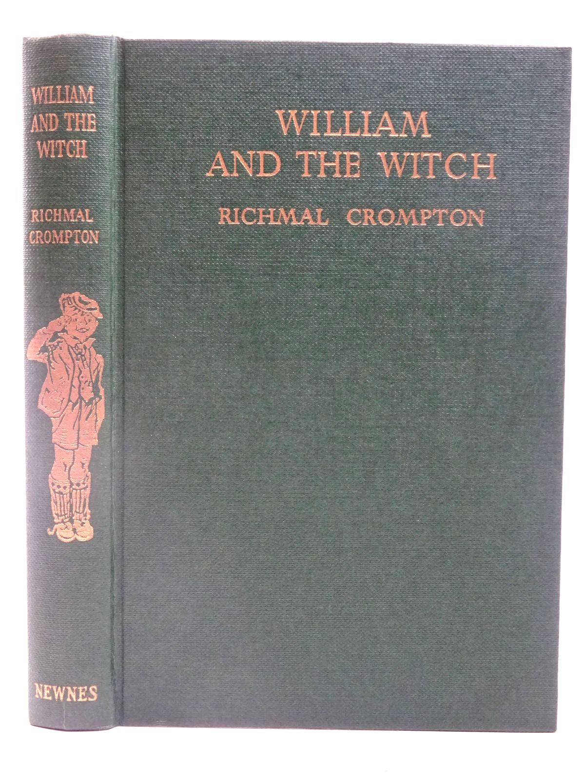 Photo of WILLIAM AND THE WITCH written by Crompton, Richmal illustrated by Henry, Thomas<br />Ford, Henry published by George Newnes Limited (STOCK CODE: 2128071)  for sale by Stella & Rose's Books
