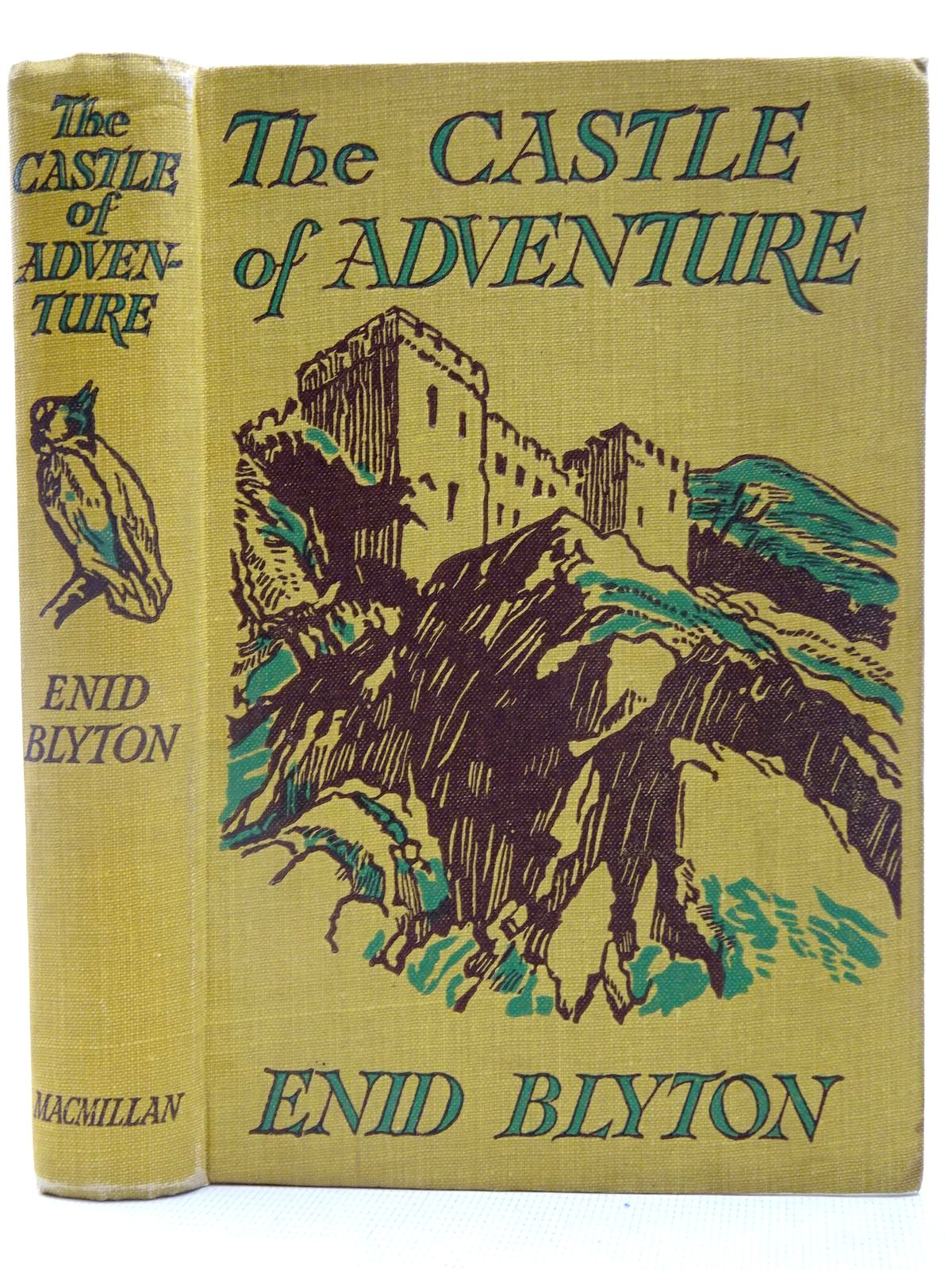 Photo of THE CASTLE OF ADVENTURE written by Blyton, Enid illustrated by Tresilian, Stuart published by Macmillan & Co. Ltd. (STOCK CODE: 2128072)  for sale by Stella & Rose's Books