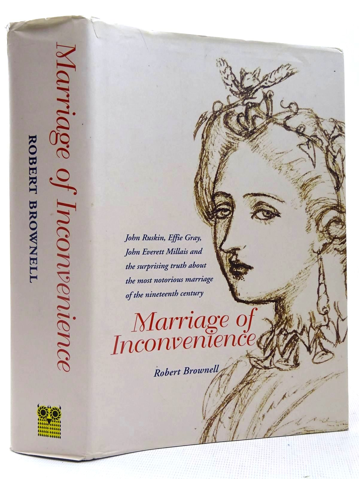 Photo of MARRIAGE OF INCONVENIENCE written by Brownell, Robert published by Pallas Athene (STOCK CODE: 2128085)  for sale by Stella & Rose's Books