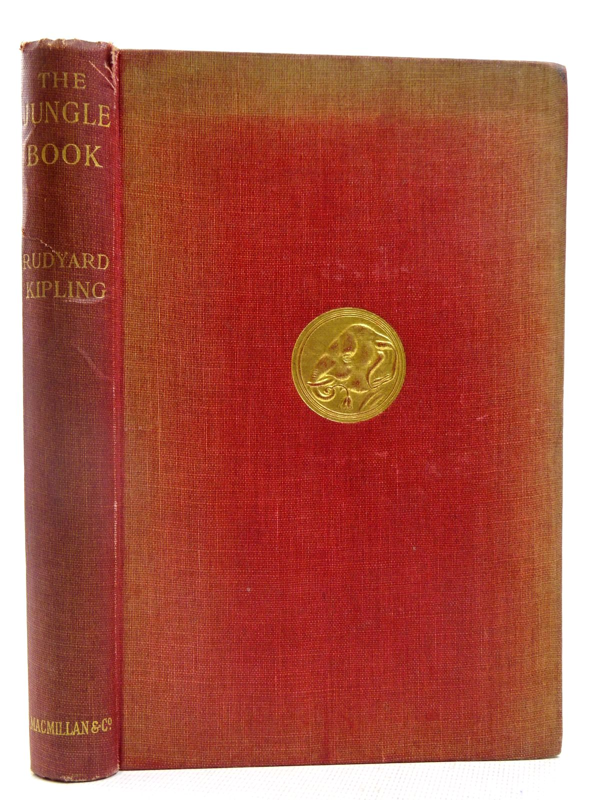 Photo of THE JUNGLE BOOK written by Kipling, Rudyard illustrated by Kipling, J. Lockwood<br />Drake, W.H. published by Macmillan & Co. Ltd. (STOCK CODE: 2128092)  for sale by Stella & Rose's Books