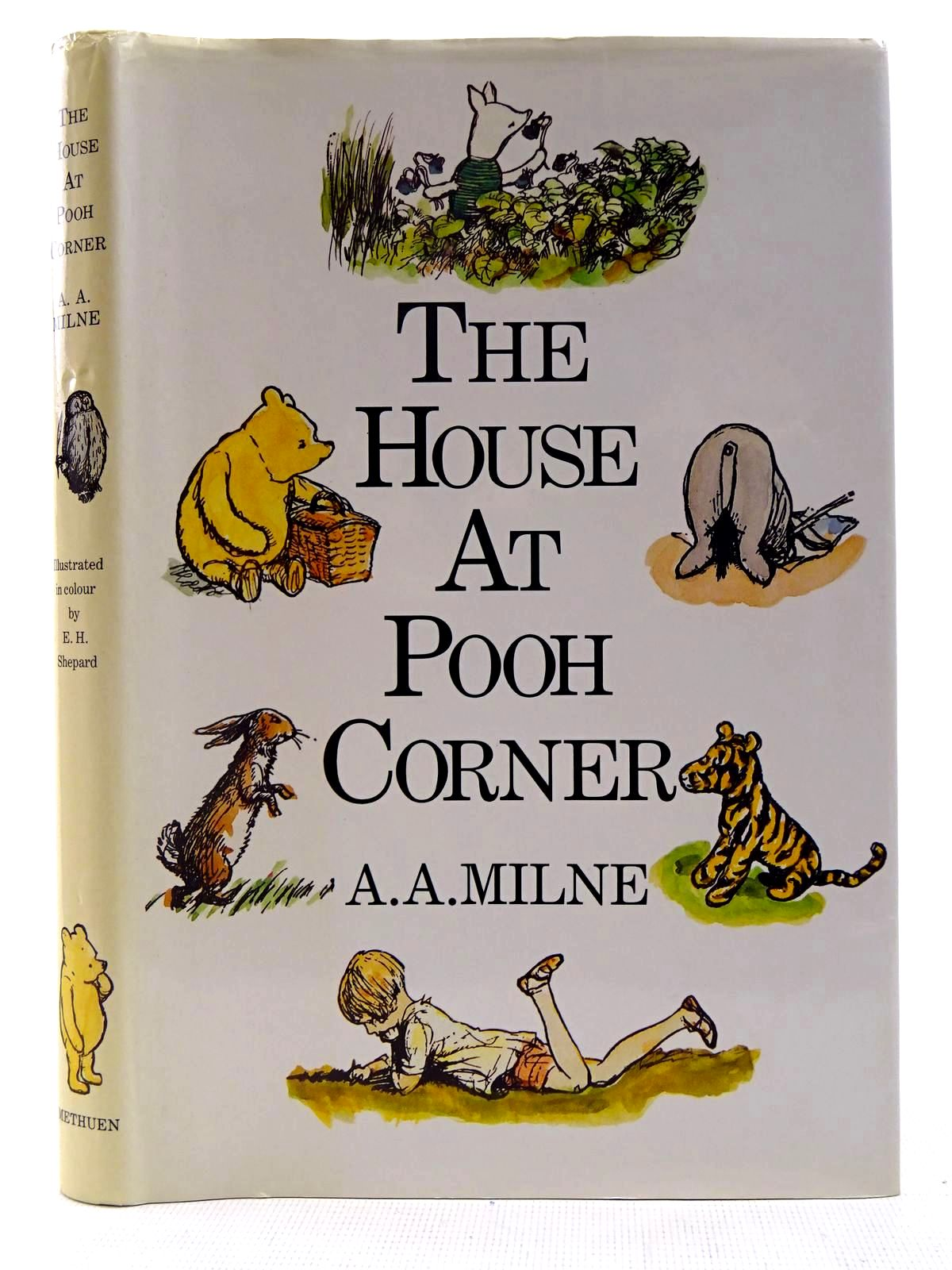 Photo of THE HOUSE AT POOH CORNER written by Milne, A.A. illustrated by Shepard, E.H. published by Methuen Children's Books (STOCK CODE: 2128130)  for sale by Stella & Rose's Books