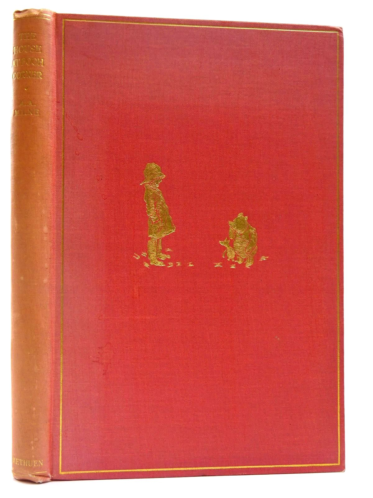 Photo of THE HOUSE AT POOH CORNER written by Milne, A.A. illustrated by Shepard, E.H. published by Methuen & Co. Ltd. (STOCK CODE: 2128137)  for sale by Stella & Rose's Books