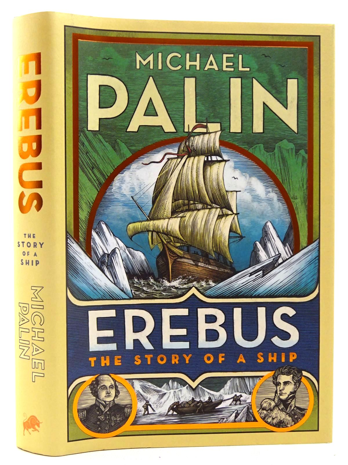 Photo of EREBUS THE STORY OF A SHIP