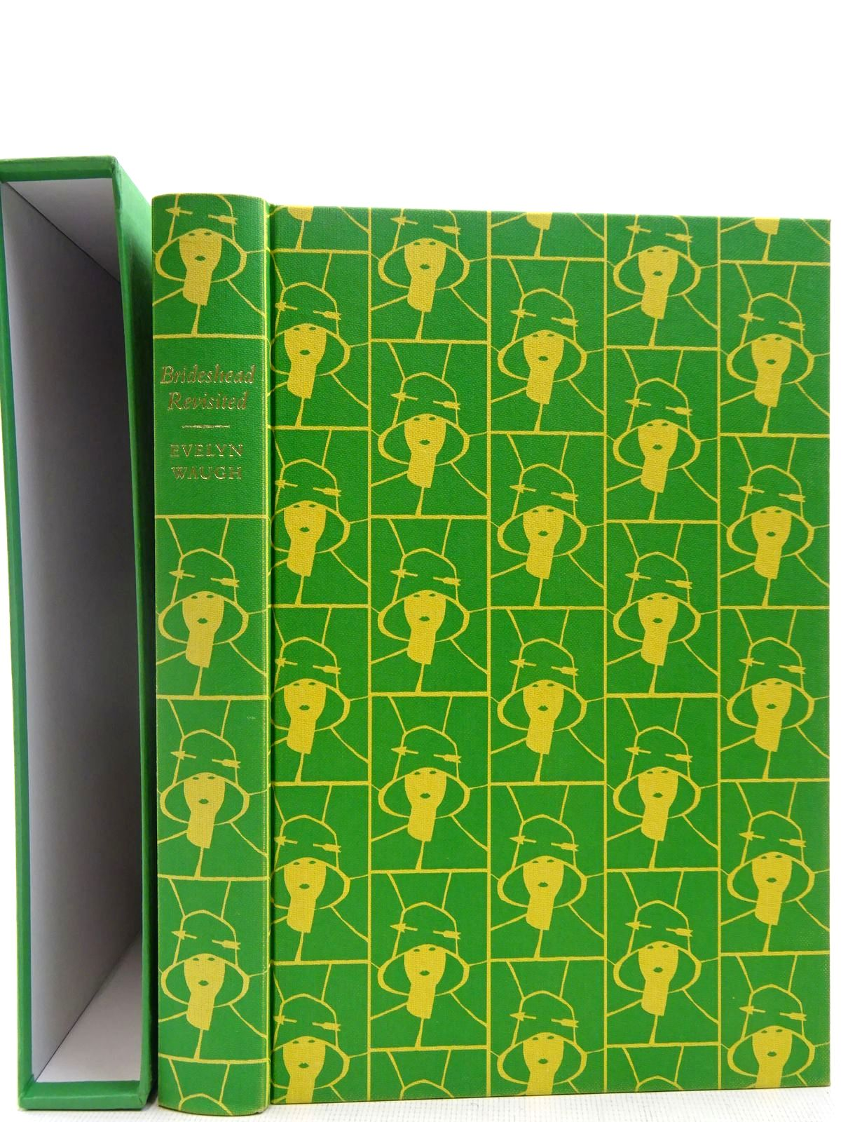 Photo of BRIDESHEAD REVISITED written by Waugh, Evelyn illustrated by Rosoman, Leonard published by Folio Society (STOCK CODE: 2128210)  for sale by Stella & Rose's Books