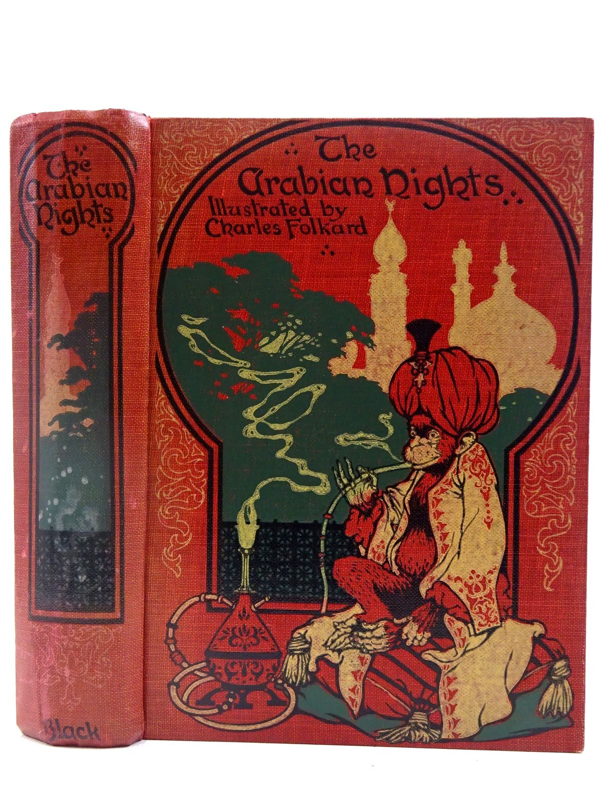 Photo of THE ARABIAN NIGHTS illustrated by Folkard, Charles published by A. & C. Black Ltd. (STOCK CODE: 2128250)  for sale by Stella & Rose's Books