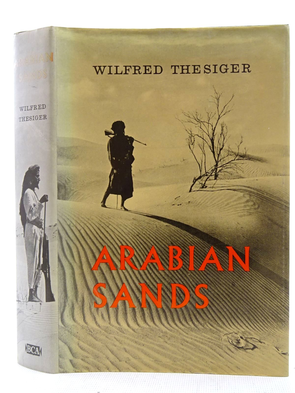 Photo of ARABIAN SANDS written by Thesiger, Wilfred published by Book Club Associates (STOCK CODE: 2128279)  for sale by Stella & Rose's Books