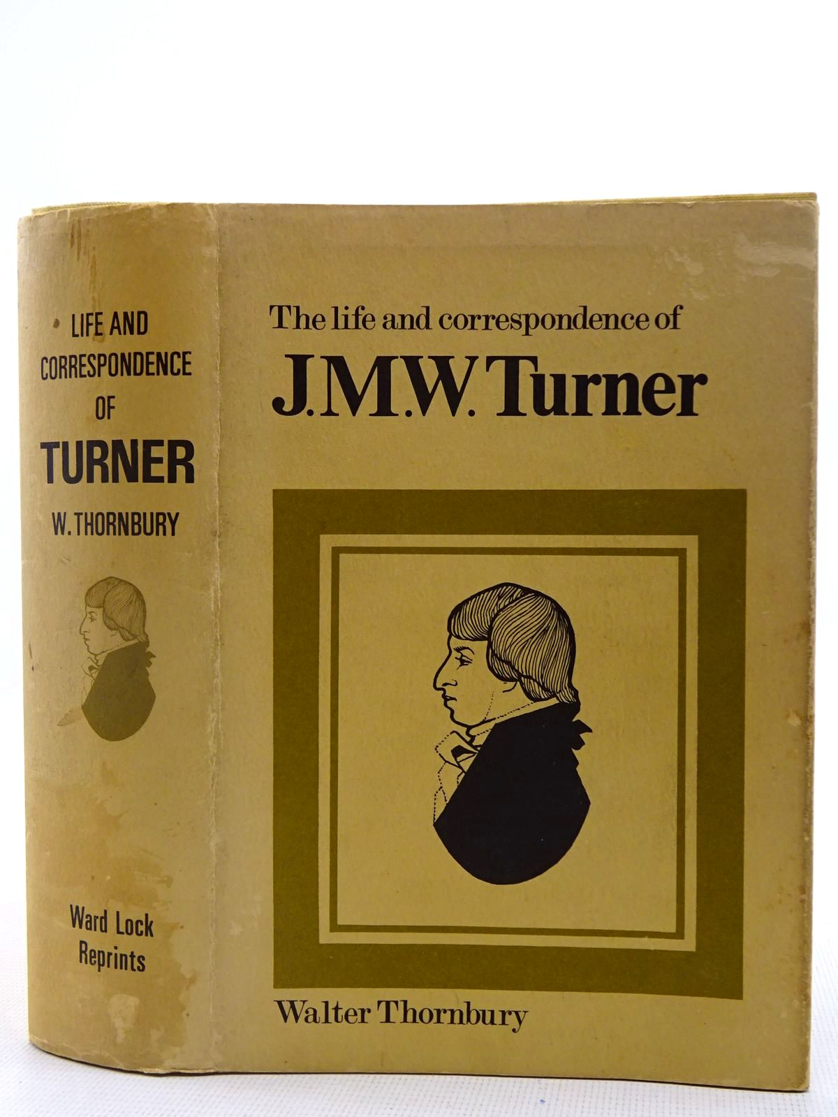 Photo of THE LIFE OF J. M. W. TURNER, R.A. written by Thornbury, Walter published by Ward Lock Reprints (STOCK CODE: 2128287)  for sale by Stella & Rose's Books
