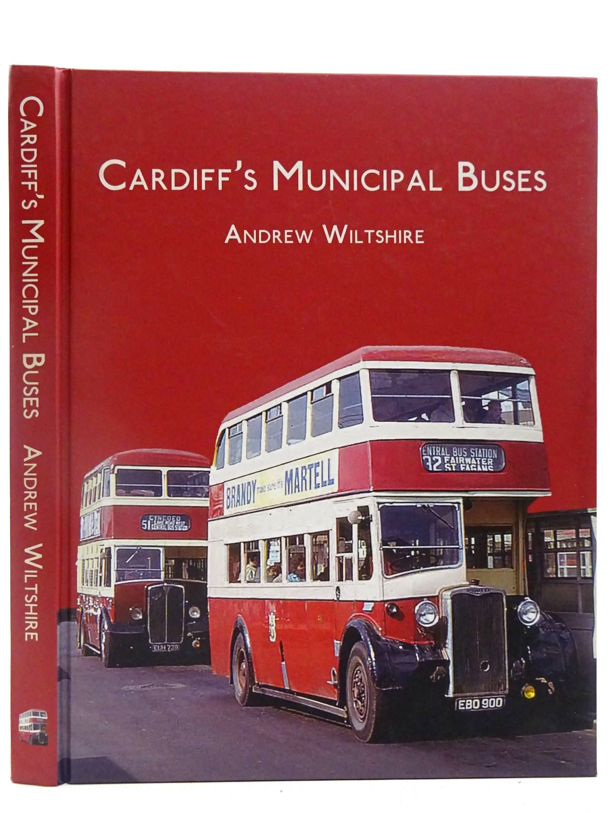 Photo of CARDIFF'S MUNICIPAL BUSES written by Wiltshire, Andrew published by Bernard McCall (STOCK CODE: 2128315)  for sale by Stella & Rose's Books