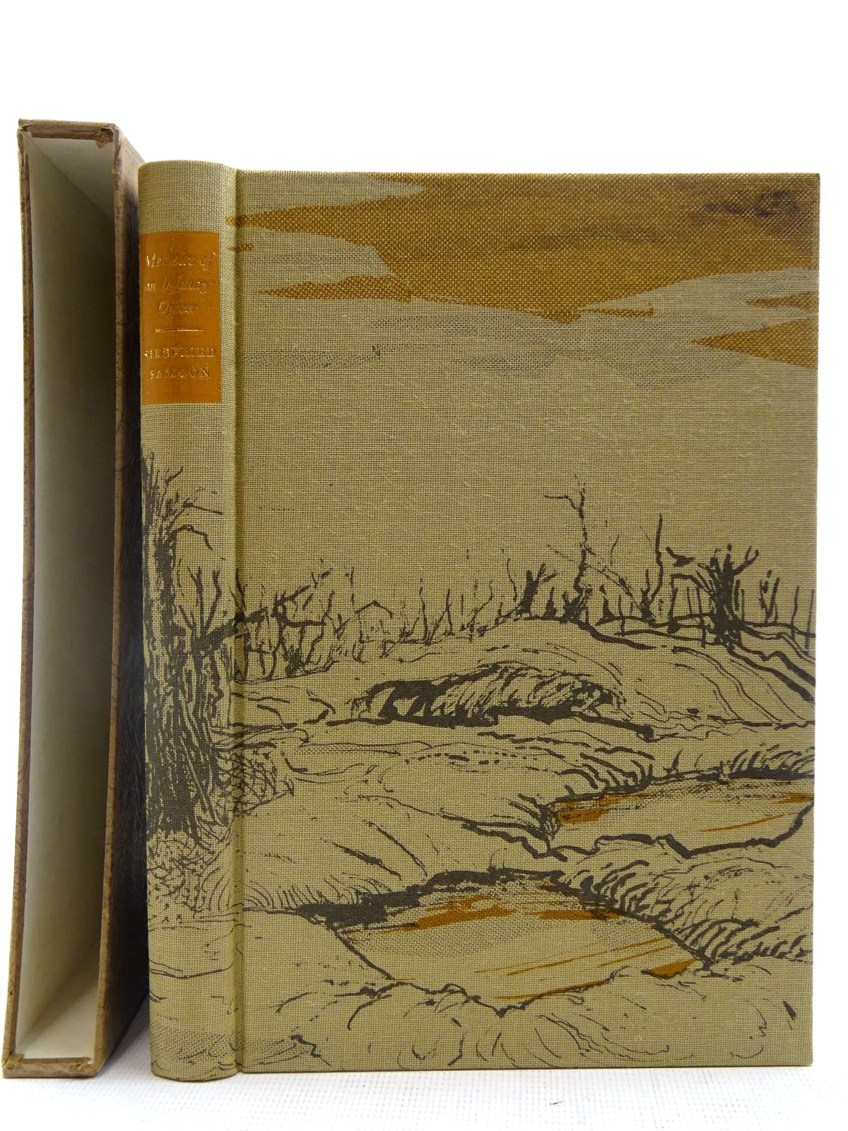 Photo of MEMOIRS OF AN INFANTRY OFFICER written by Sassoon, Siegfried illustrated by Lamb, Lynton published by Folio Society (STOCK CODE: 2128316)  for sale by Stella & Rose's Books