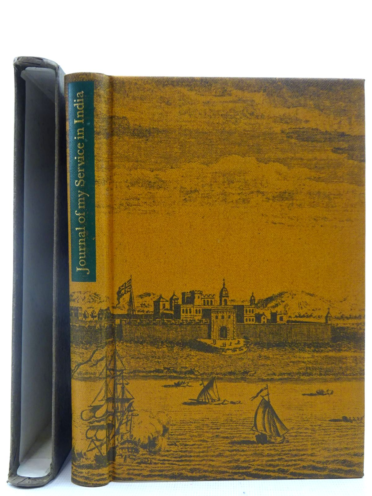 Photo of JOURNAL OF MY SERVICE IN INDIA written by Corneille, John<br />Edwardes, Michael illustrated by Biro, B. published by Folio Society (STOCK CODE: 2128318)  for sale by Stella & Rose's Books