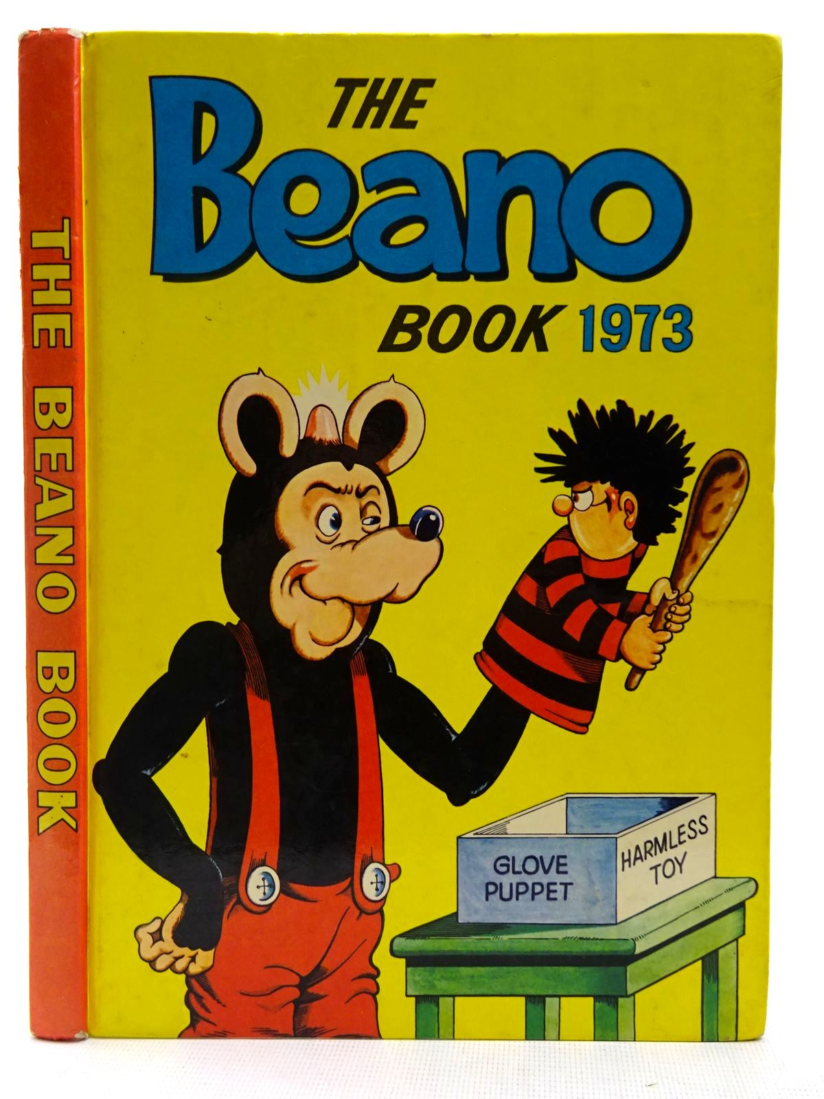 Photo of THE BEANO BOOK 1973 published by D.C. Thomson & Co Ltd. (STOCK CODE: 2128360)  for sale by Stella & Rose's Books