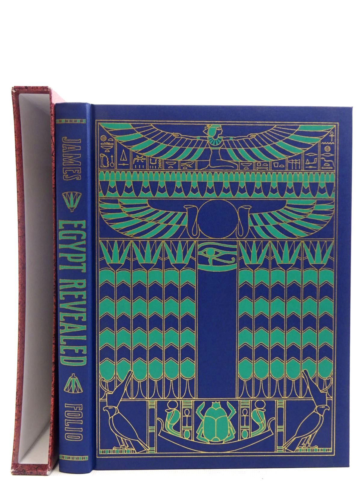Photo of EGYPT REVEALED written by James, T.G.H. published by Folio Society (STOCK CODE: 2128400)  for sale by Stella & Rose's Books