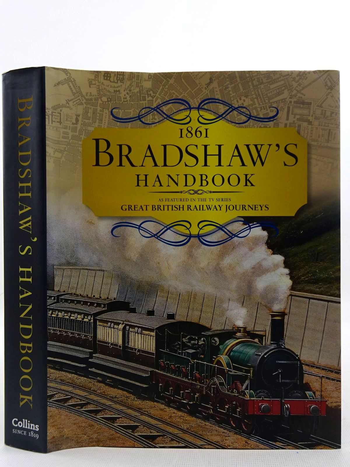 Photo of BRADSHAW'S DESCRIPTIVE RAILWAY HAND-BOOK OF GREAT BRITAIN AND IRELAND 1861 published by Collins (STOCK CODE: 2128445)  for sale by Stella & Rose's Books