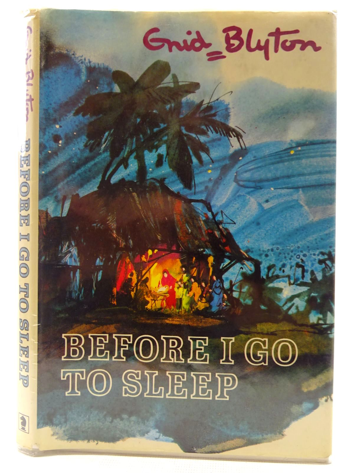 Photo of BEFORE I GO TO SLEEP written by Blyton, Enid illustrated by Grabianski, Janusz<br />Wood, Leslie published by Brockhampton Press (STOCK CODE: 2128459)  for sale by Stella & Rose's Books