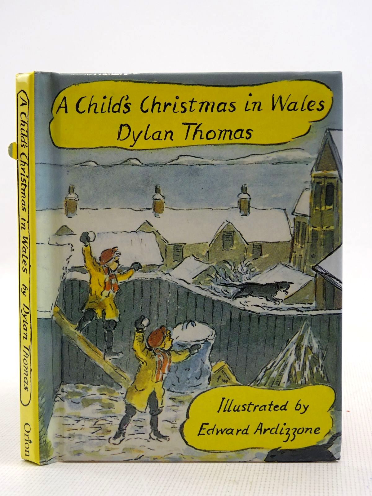 Photo of A CHILD'S CHRISTMAS IN WALES