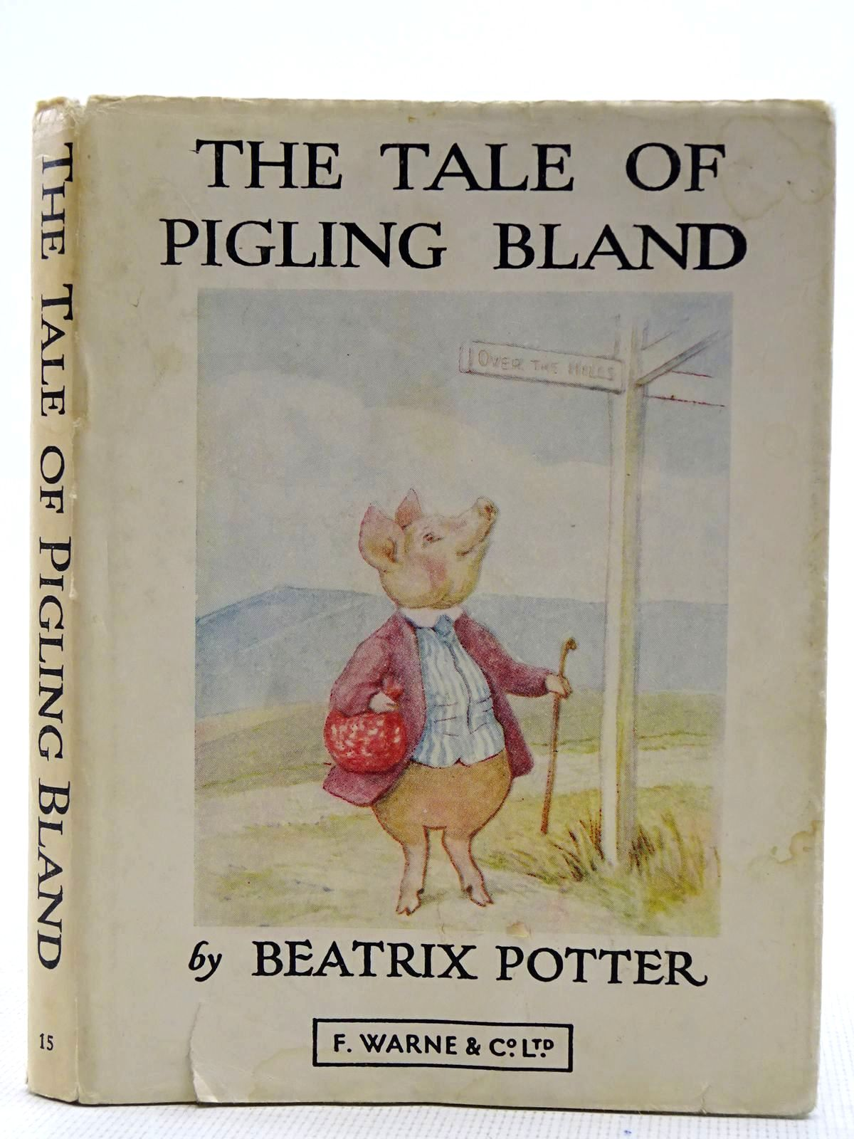 Photo of THE TALE OF PIGLING BLAND- Stock Number: 2128482