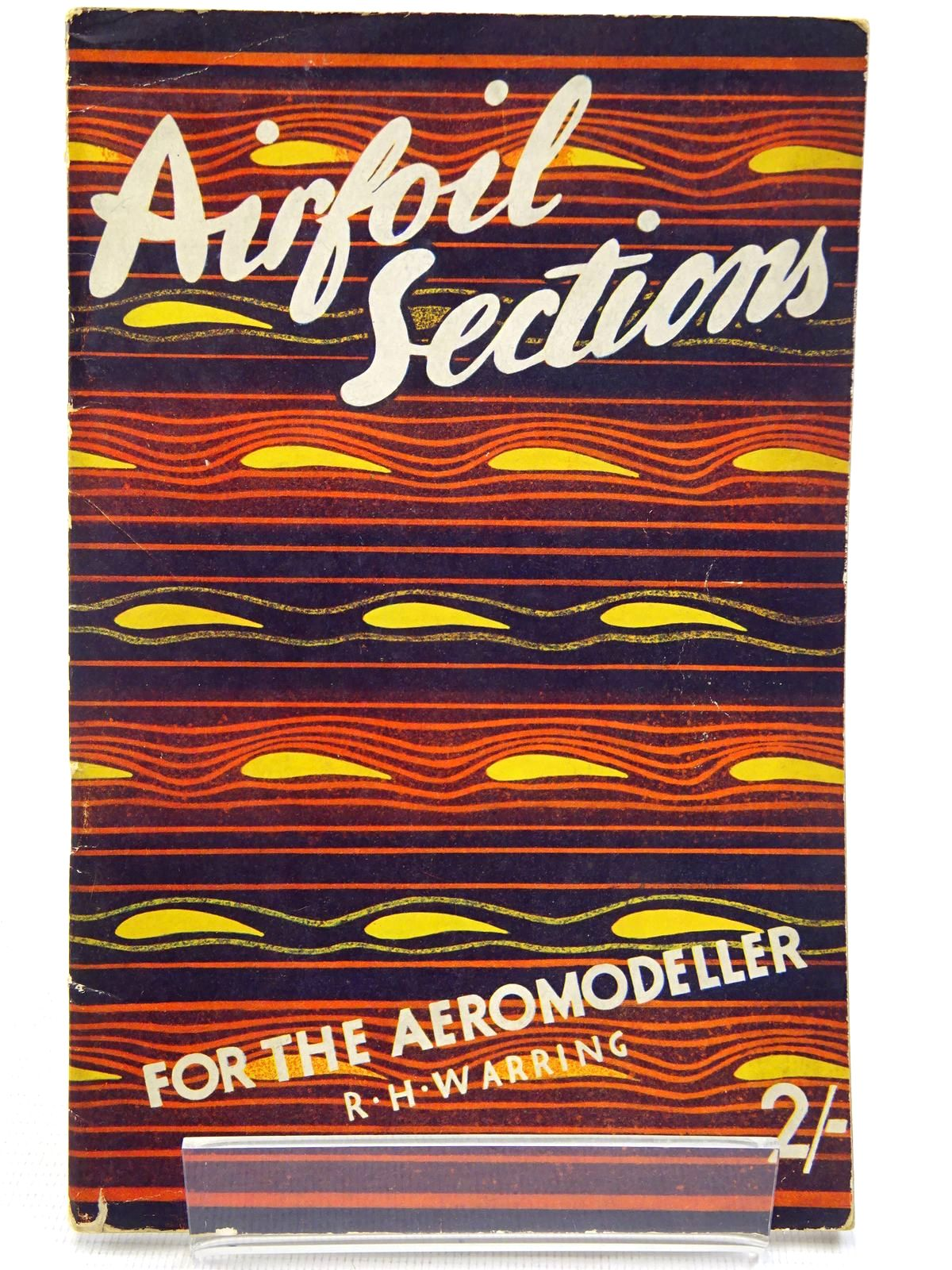 Photo of AIRFOIL SECTIONS written by Warring, R.H. published by The Harborough Publishing Co. Ltd. (STOCK CODE: 2128626)  for sale by Stella & Rose's Books