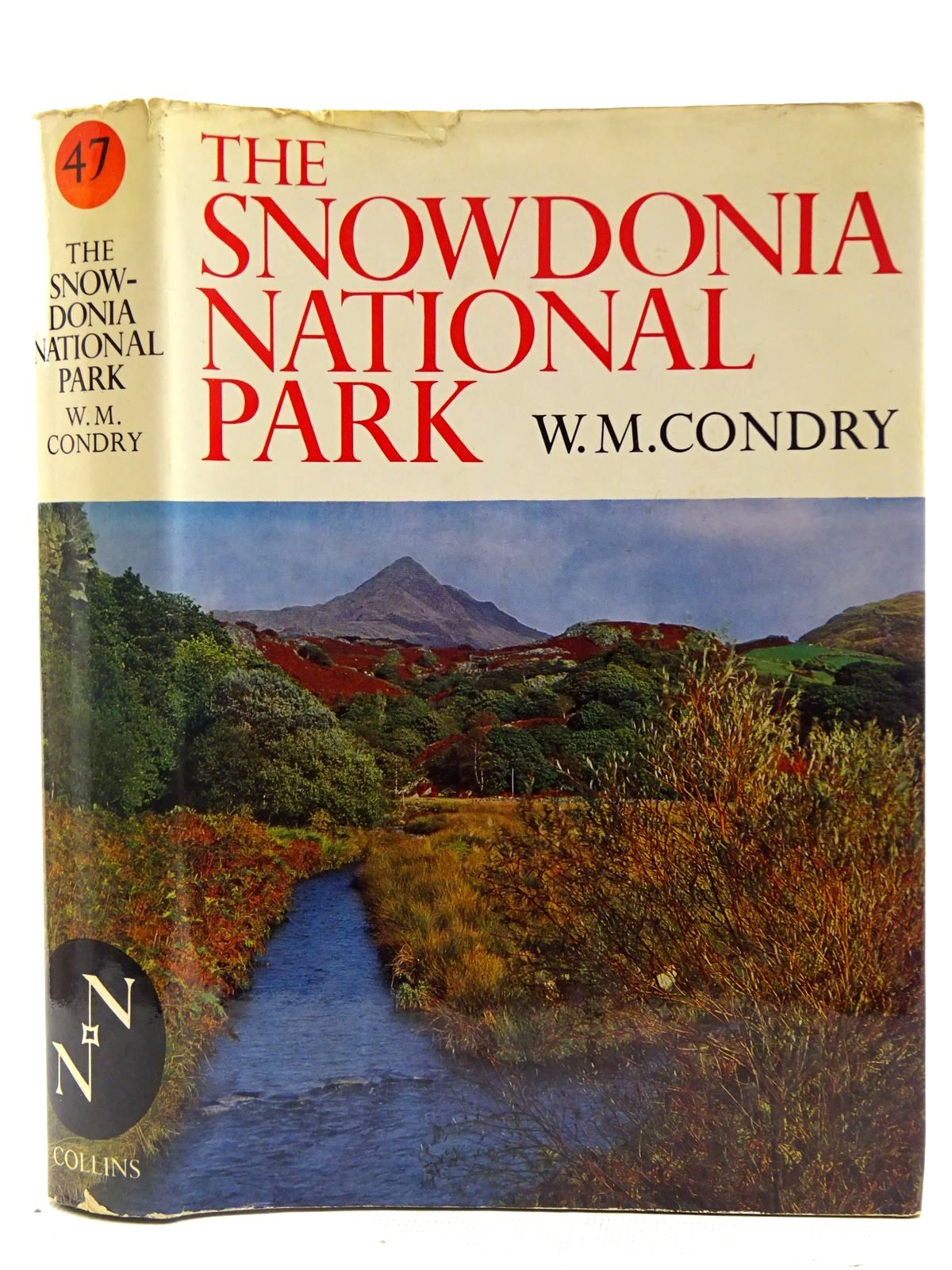 Photo of THE SNOWDONIA NATIONAL PARK (NN 47) written by Condry, William M. published by Collins (STOCK CODE: 2128645)  for sale by Stella & Rose's Books