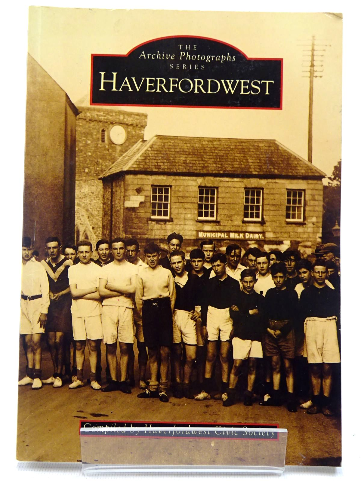 Photo of HAVERFORDWEST written by Oliver, Gerald published by Chalford (STOCK CODE: 2128647)  for sale by Stella & Rose's Books