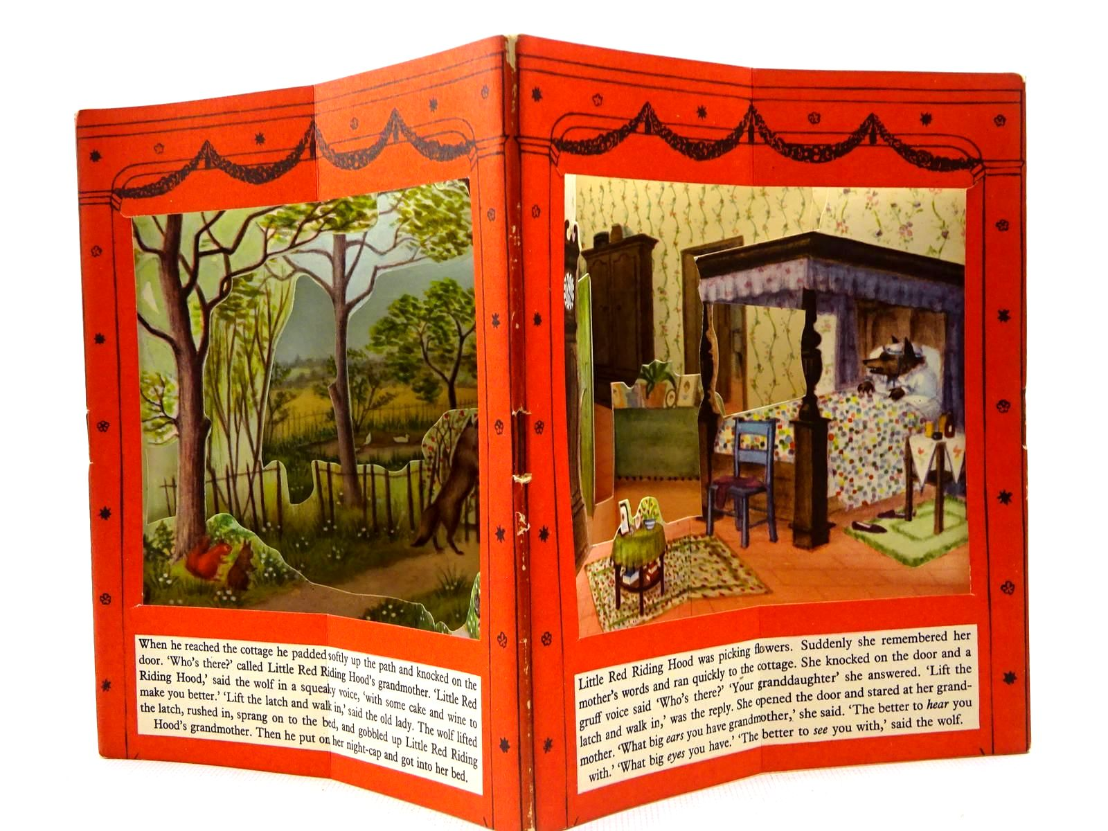 Photo of LITTLE RED RIDING HOOD illustrated by Turner, Patricia published by Folding Books Ltd. (STOCK CODE: 2128662)  for sale by Stella & Rose's Books