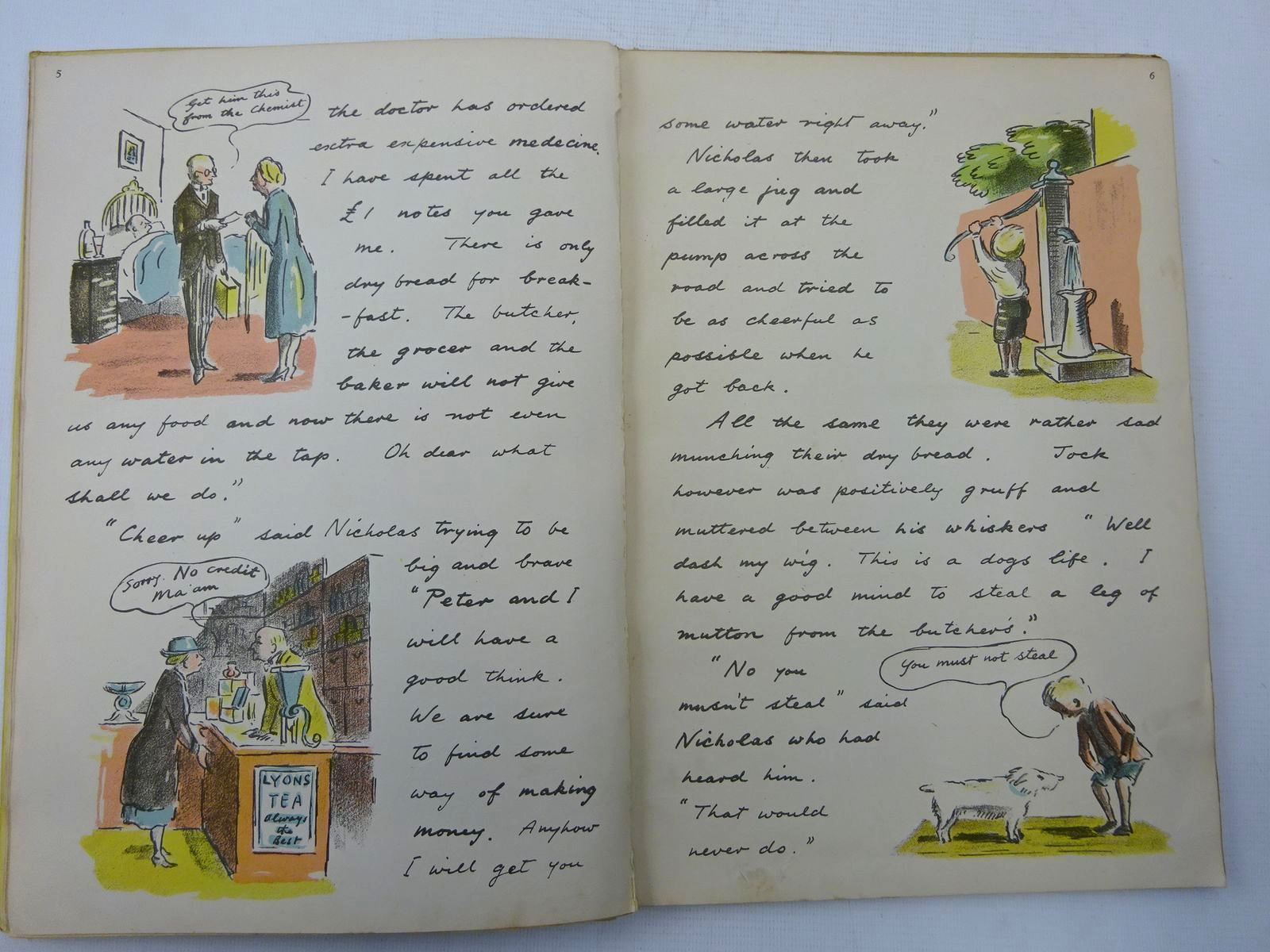 Photo of NICHOLAS AND THE FAST MOVING DIESEL written by Ardizzone, Edward illustrated by Ardizzone, Edward published by Eyre & Spottiswoode (STOCK CODE: 2128666)  for sale by Stella & Rose's Books