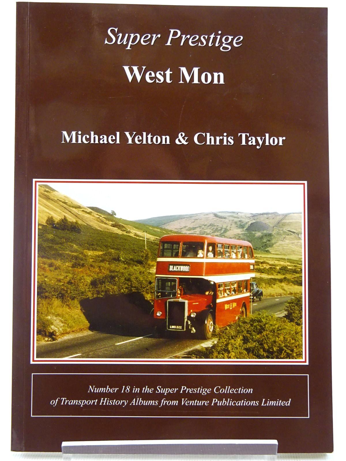 Photo of WEST MON written by Yelton, Michael<br />Taylor, Chris published by Venture Publications (STOCK CODE: 2128711)  for sale by Stella & Rose's Books