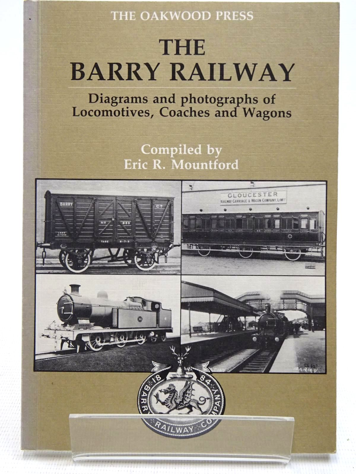 Photo of THE BARRY RAILWAY written by Mountford, Eric R. published by The Oakwood Press (STOCK CODE: 2128773)  for sale by Stella & Rose's Books