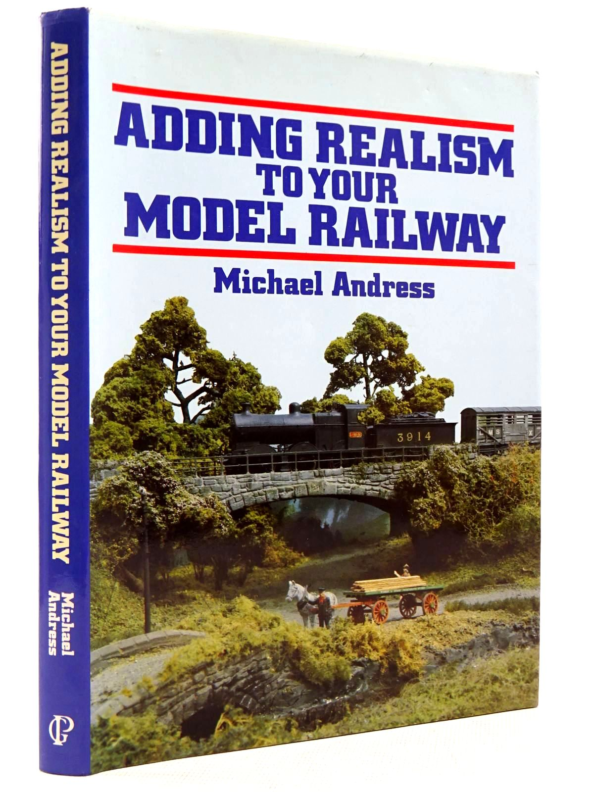 Photo of ADDING REALISM TO YOUR MODEL RAILWAY written by Andress, Michael published by Guild Publishing (STOCK CODE: 2128787)  for sale by Stella & Rose's Books