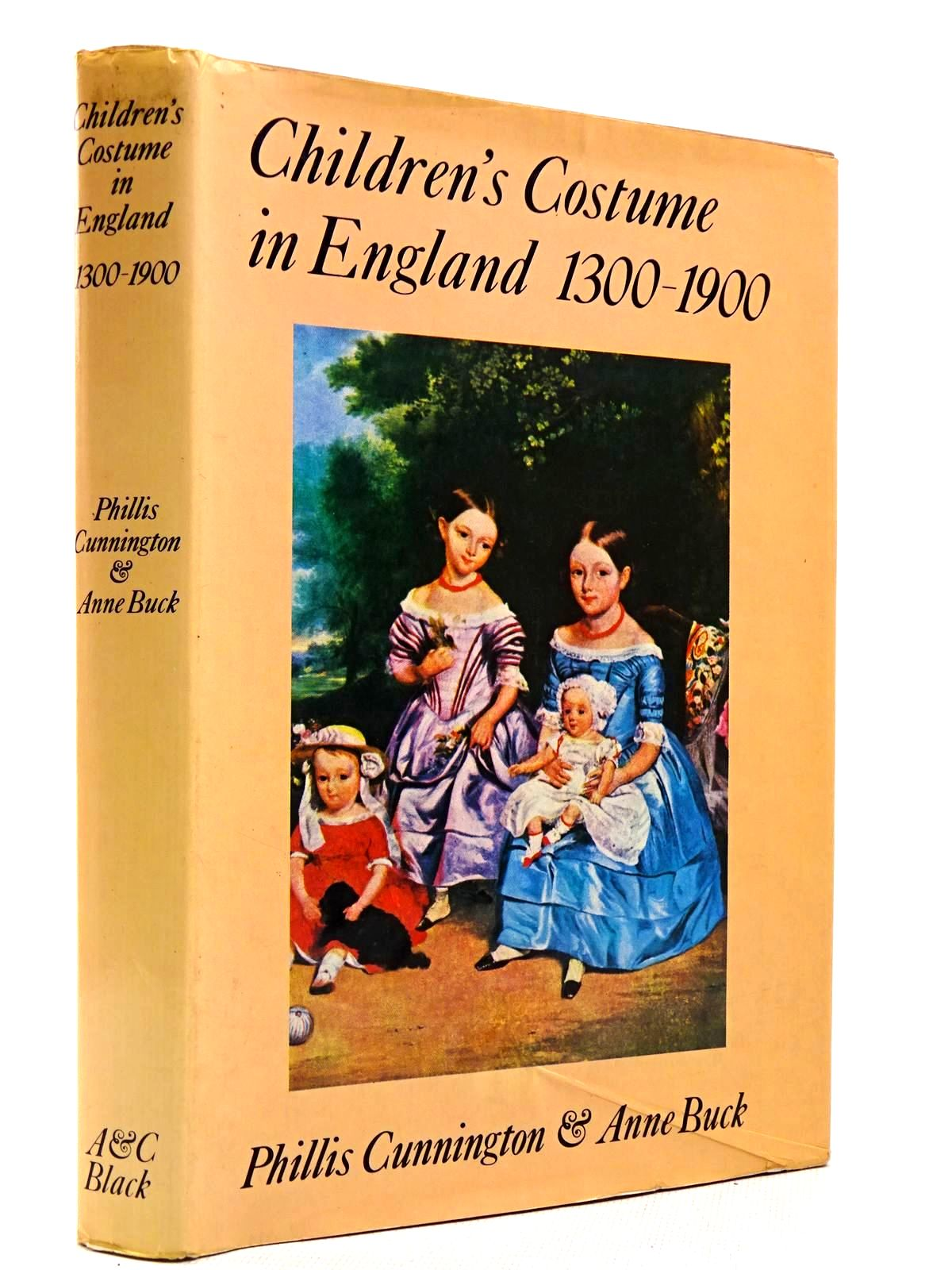 Photo of CHILDREN'S COSTUME IN ENGLAND written by Cunnington, Phillis<br />Buck, Anne published by Adam & Charles Black (STOCK CODE: 2128788)  for sale by Stella & Rose's Books