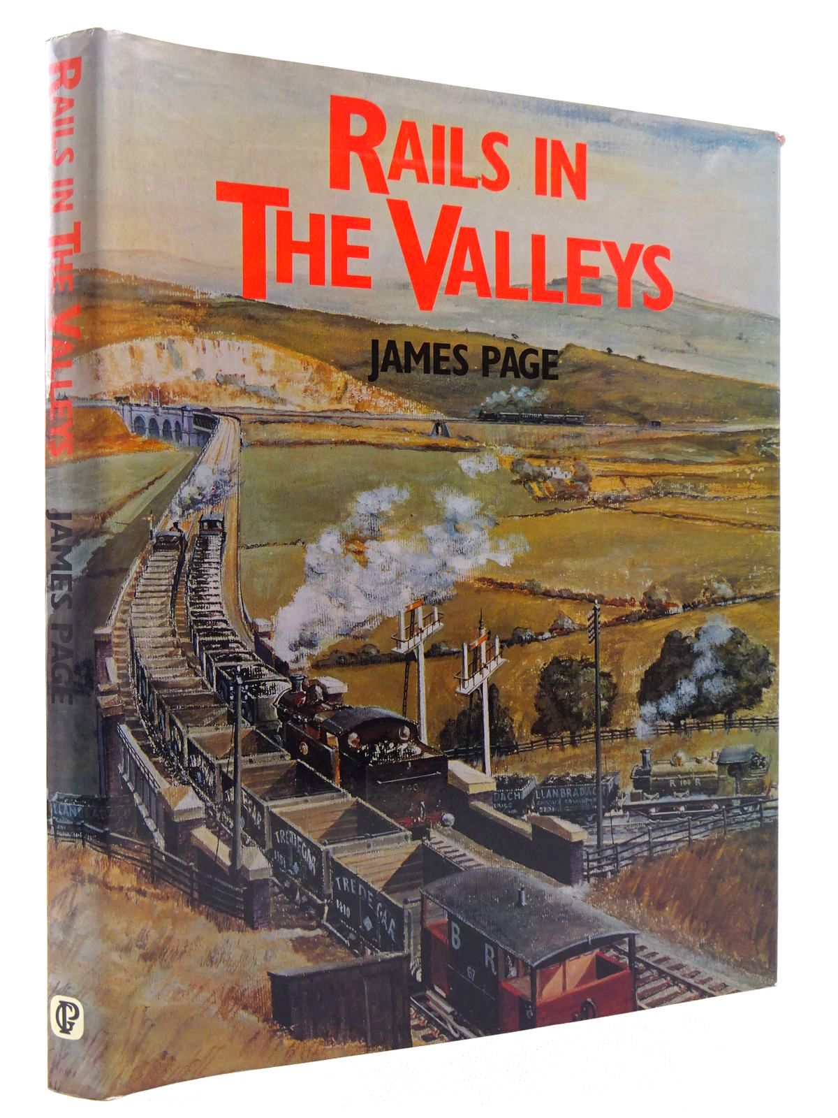 Photo of RAILS IN THE VALLEYS written by Page, James published by Guild Publishing (STOCK CODE: 2128802)  for sale by Stella & Rose's Books
