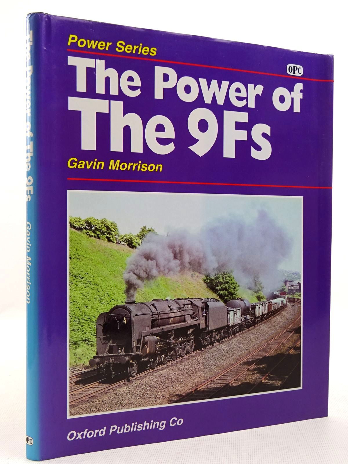 Photo of THE POWER OF THE 9FS written by Morrison, Gavin published by Oxford Publishing Co (STOCK CODE: 2128812)  for sale by Stella & Rose's Books