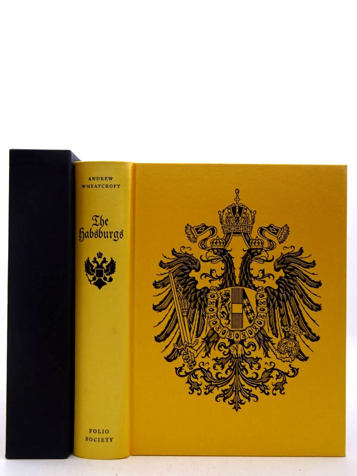 Photo of THE HABSBURGS written by Wheatcroft, Andrew published by Folio Society (STOCK CODE: 2128854)  for sale by Stella & Rose's Books