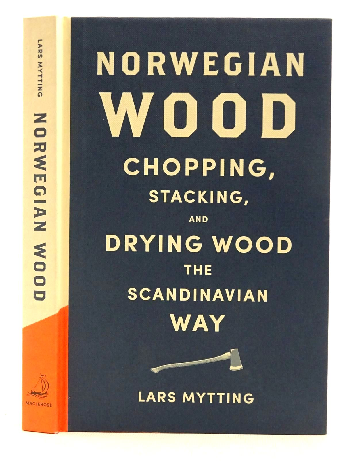 Photo of NORWEGIAN WOOD CHOPPING, STACKING, AND DRYING WOOD THE SCANDINAVIAN WAY