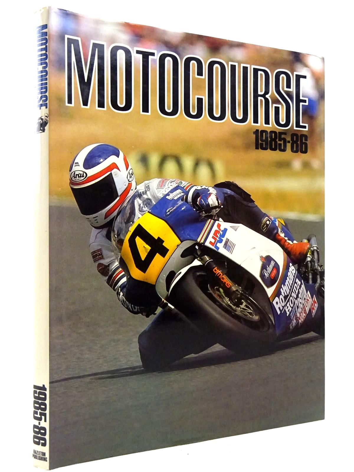 Photo of MOTOCOURSE 1985-86 published by Hazleton Publishing (STOCK CODE: 2128895)  for sale by Stella & Rose's Books
