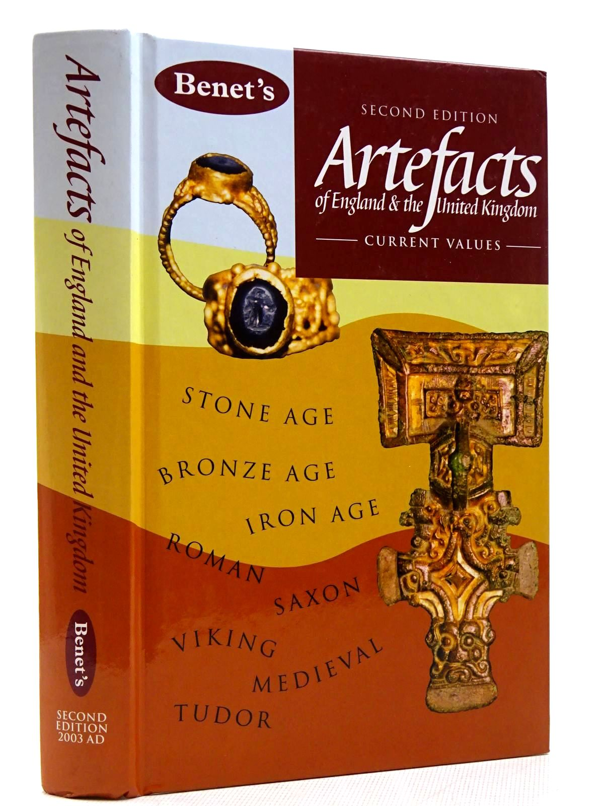 Photo of BENET'S ARTEFACTS OF ENGLAND & THE UNITED KINGDOM CURRENT VALUES written by Murawski, Paul G. published by Paul G. Murawski (STOCK CODE: 2128899)  for sale by Stella & Rose's Books