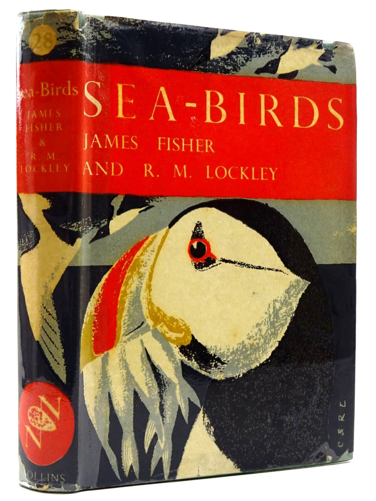 Photo of SEA-BIRDS (NN 28) written by Fisher, James<br />Lockley, Ronald M. published by Collins (STOCK CODE: 2128900)  for sale by Stella & Rose's Books