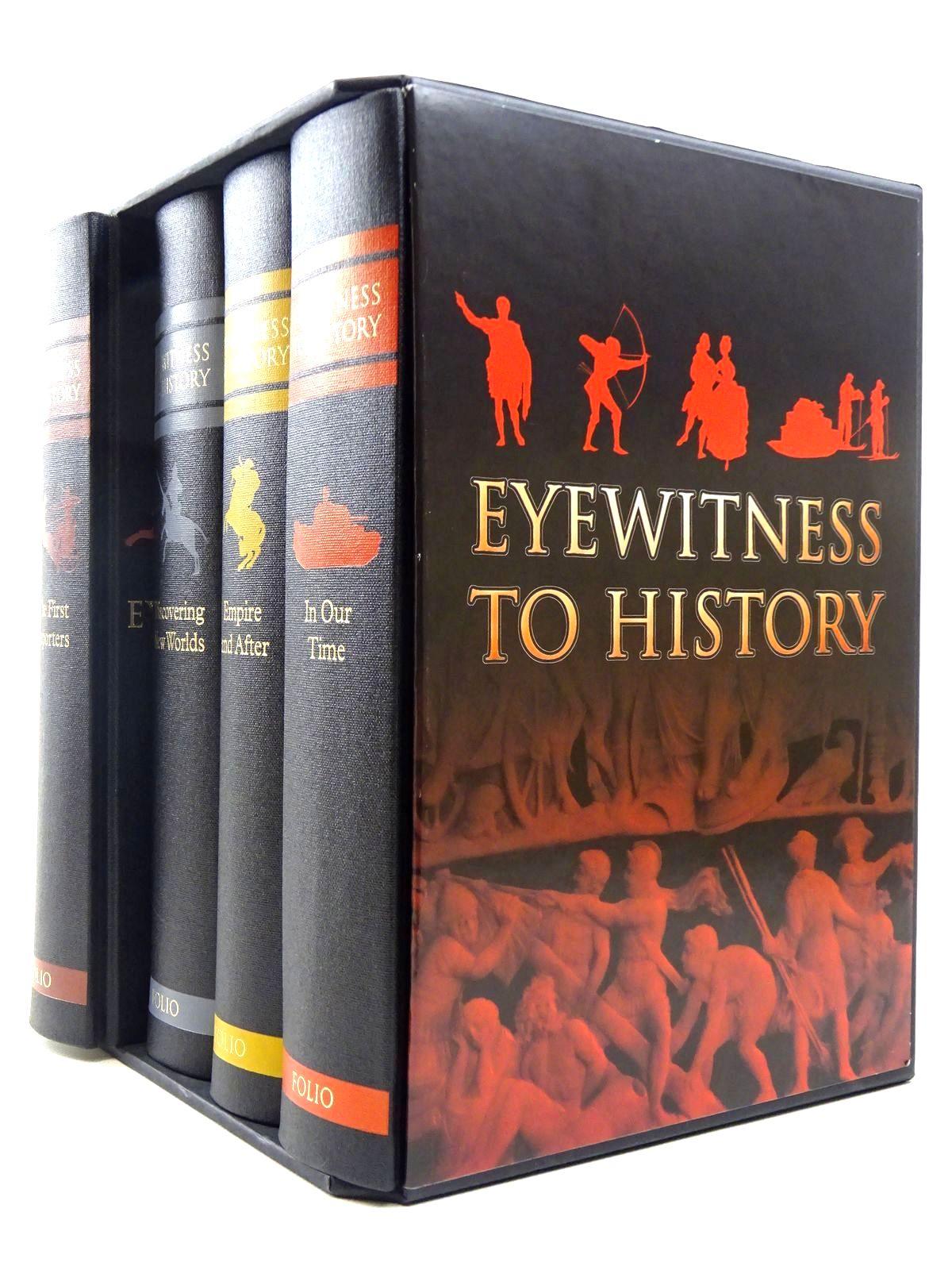 Photo of EYEWITNESS TO HISTORY