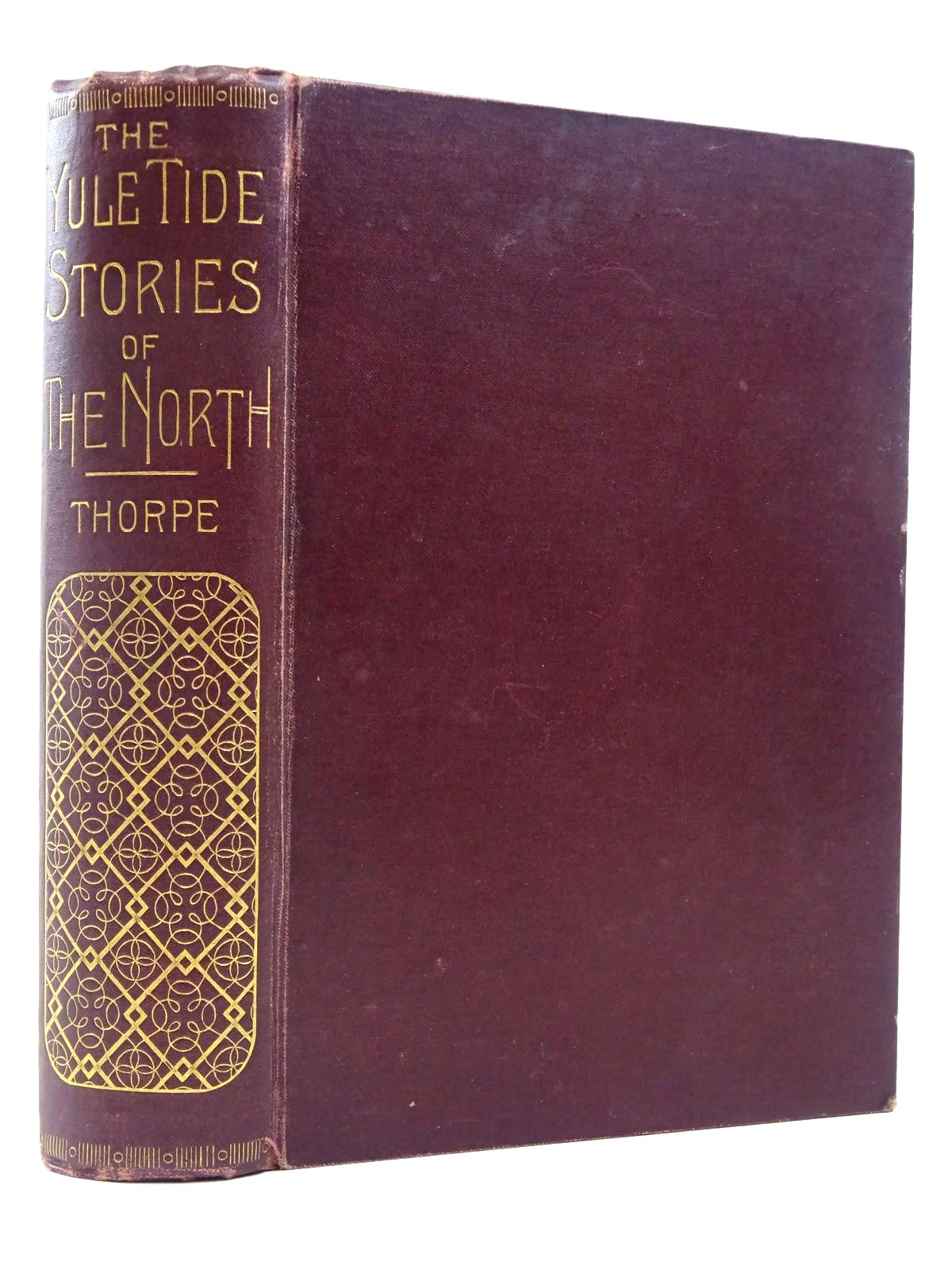 Photo of THE YULE-TIDE STORIES OF THE NORTH