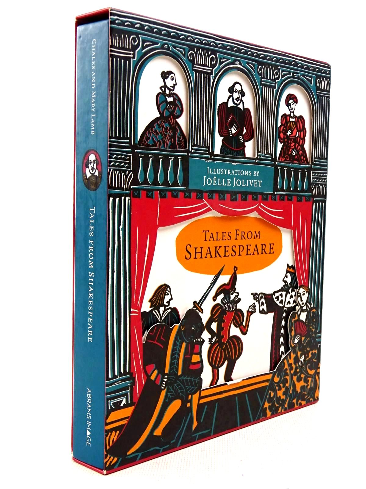Photo of TALES FROM SHAKESPEARE written by Lamb, Charles<br />Lamb, Mary<br />Shakespeare, William illustrated by Jolivet, Joelle published by Abrams Image (STOCK CODE: 2128933)  for sale by Stella & Rose's Books