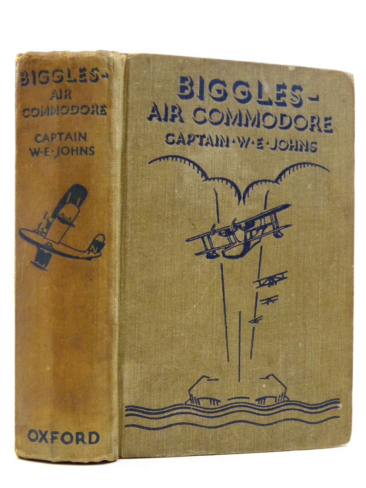 Photo of BIGGLES AIR COMMODORE