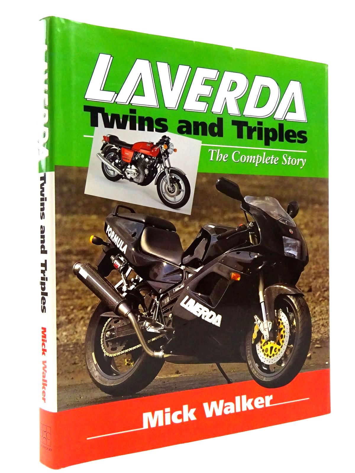 Photo of LAVERDA TWINS AND TRIPLES THE COMPLETE STORY written by Walker, Mick published by The Crowood Press (STOCK CODE: 2128946)  for sale by Stella & Rose's Books