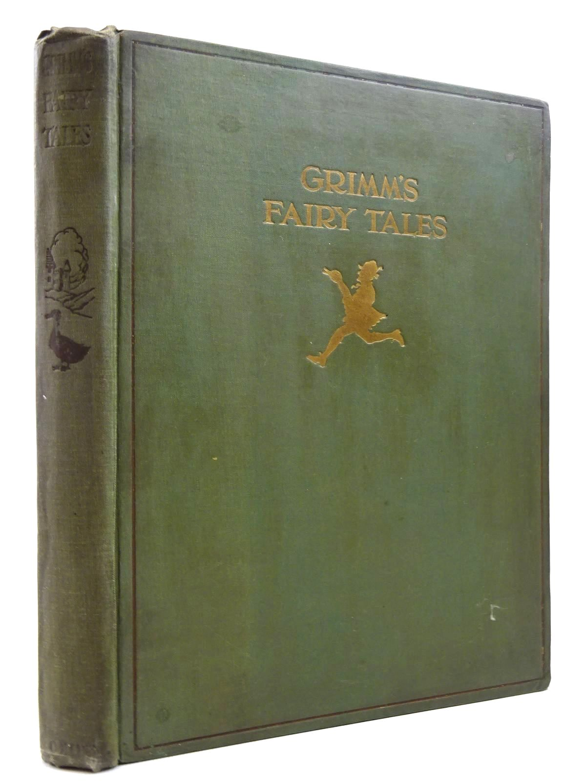 Photo of GRIMM'S FAIRY TALES written by Grimm, Brothers illustrated by Anderson, Anne published by Collins (STOCK CODE: 2128978)  for sale by Stella & Rose's Books