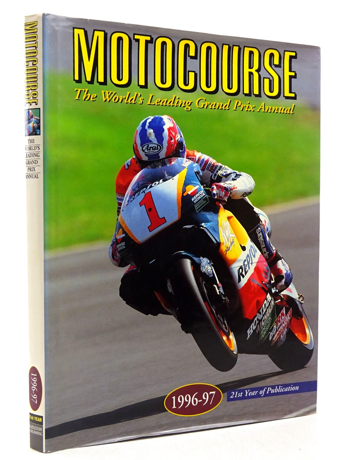 Photo of MOTOCOURSE 1996-97 published by Hazleton Publishing (STOCK CODE: 2128989)  for sale by Stella & Rose's Books